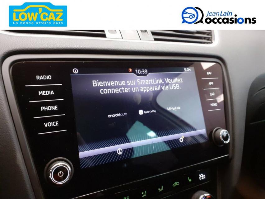 SKODA OCTAVIA COMBI Octavia Combi 2.0 TDI 150 ch CR FAP DSG7 4x4 Scout 01/02/2018                                                      en vente à Sassenage - Image n°15