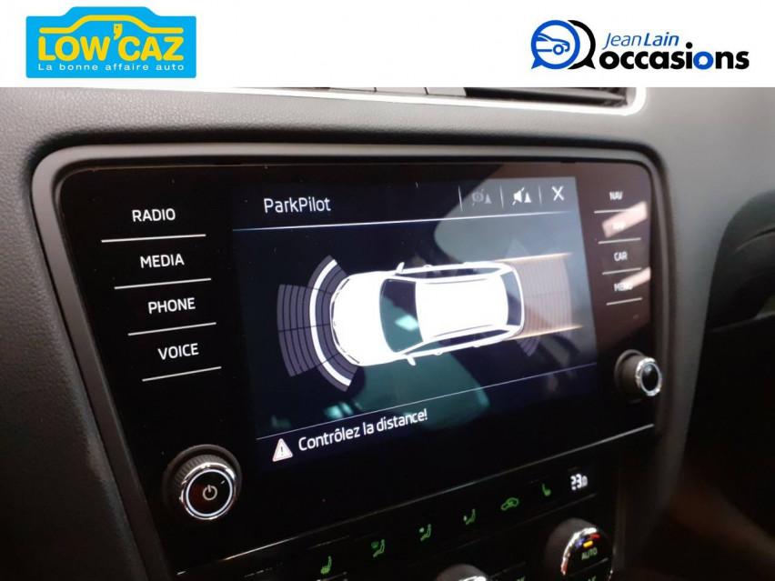 SKODA OCTAVIA COMBI Octavia Combi 2.0 TDI 150 ch CR FAP DSG7 4x4 Scout 01/02/2018                                                      en vente à Sassenage - Image n°19