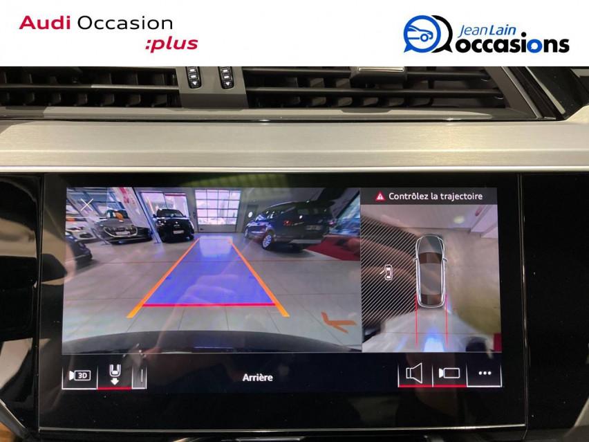 AUDI E-TRON SPORTBACK e-tron Sportback 55 quattro 408 ch S line 27/10/2020                                                      en vente à Albertville - Image n°16