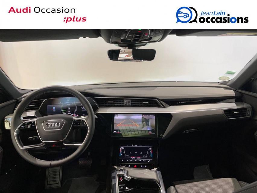 AUDI E-TRON SPORTBACK e-tron Sportback 55 quattro 408 ch S line 27/10/2020                                                      en vente à Albertville - Image n°18