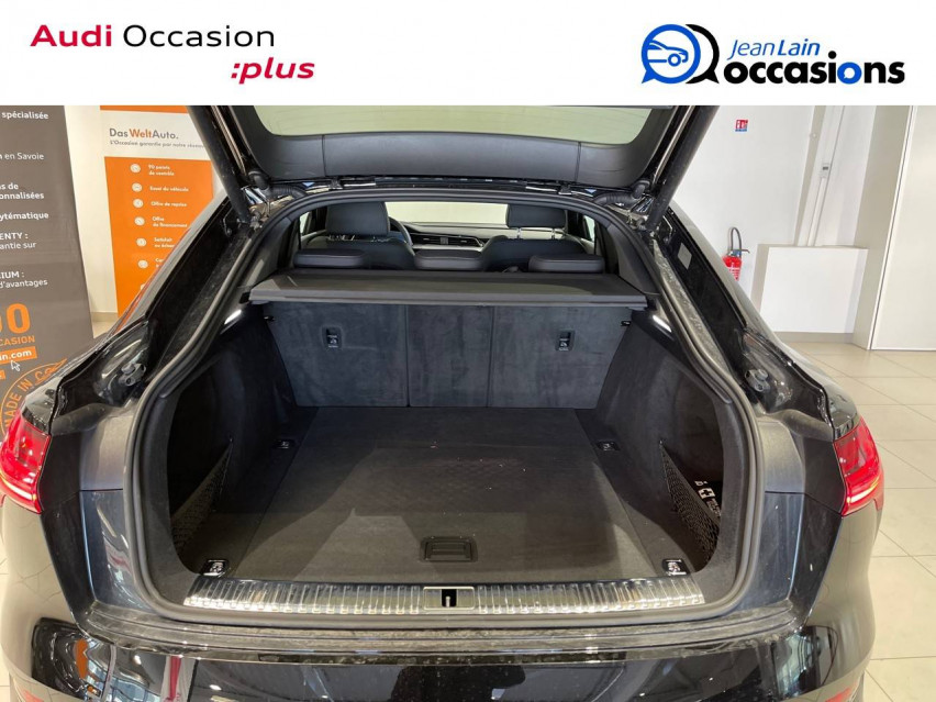 AUDI E-TRON SPORTBACK e-tron Sportback 55 quattro 408 ch S line 27/10/2020                                                      en vente à Albertville - Image n°10
