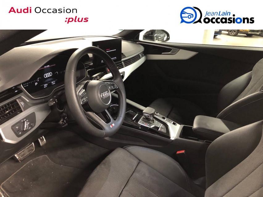 AUDI A5 CABRIOLET A5 Cabriolet 40 TFSI 190 S tronic 7 S Line 25/06/2020                                                      en vente à Cessy - Image n°11