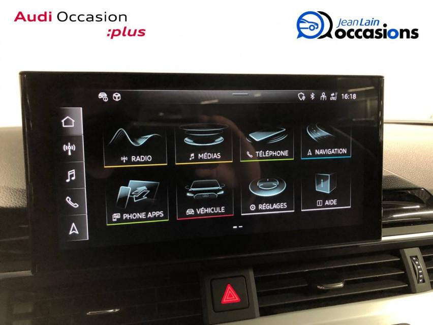 AUDI A5 CABRIOLET A5 Cabriolet 40 TFSI 190 S tronic 7 S Line 25/06/2020                                                      en vente à Cessy - Image n°15