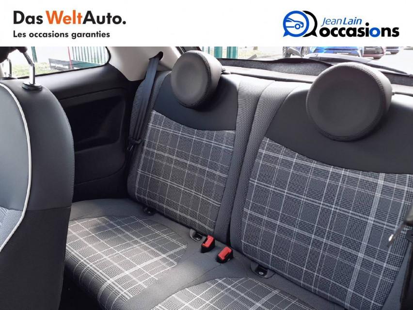 FIAT 500 MY17 500 1.2 69 ch Lounge 08/02/2019                                                      en vente à Valence - Image n°17