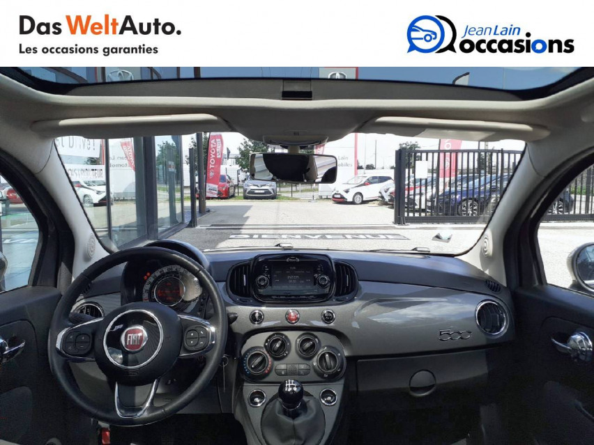 FIAT 500 MY17 500 1.2 69 ch Lounge 08/02/2019                                                      en vente à Valence - Image n°18
