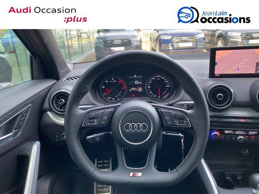 AUDI Q2 Q2 35 TDI 150 S tronic 7 S Line 14/08/2020                                                      en vente à Echirolles - Image n°12