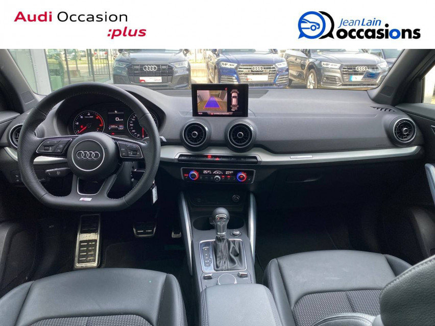 AUDI Q2 Q2 35 TDI 150 S tronic 7 S Line 14/08/2020                                                      en vente à Echirolles - Image n°18