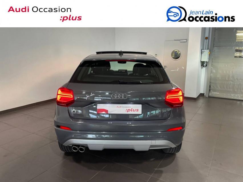AUDI Q2 Q2 35 TFSI 150 S tronic 7 Design Luxe 03/12/2020                                                      en vente à Seynod - Image n°6