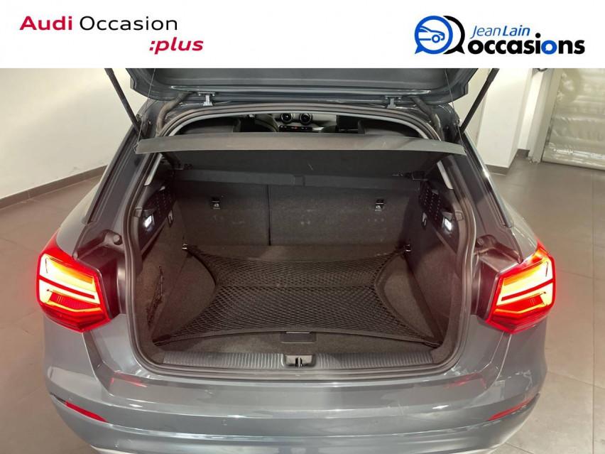 AUDI Q2 Q2 35 TFSI 150 S tronic 7 Design Luxe 03/12/2020                                                      en vente à Seynod - Image n°10