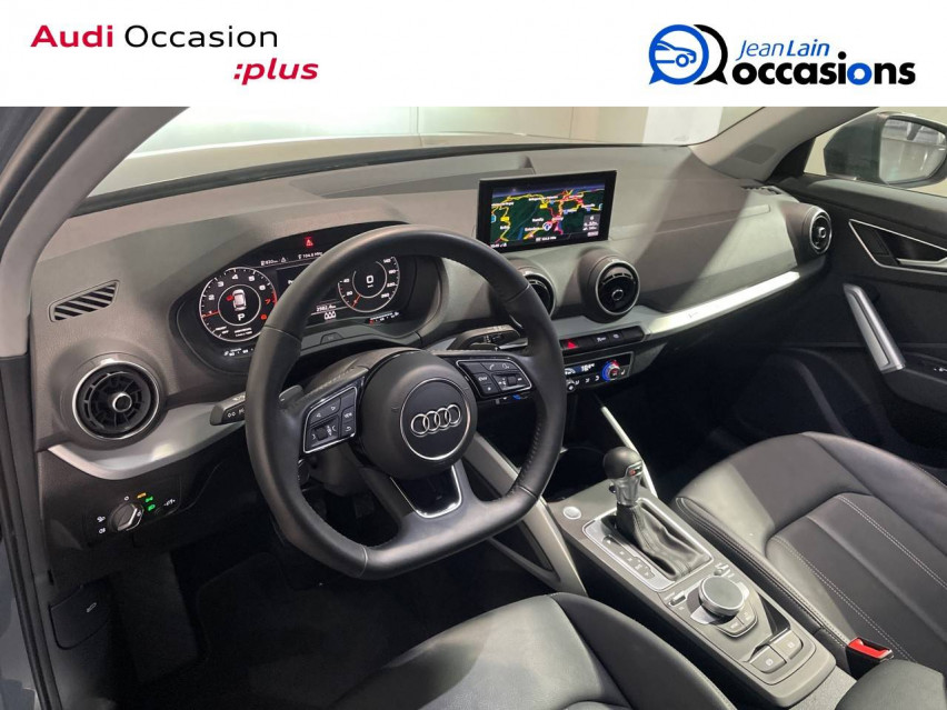 AUDI Q2 Q2 35 TFSI 150 S tronic 7 Design Luxe 03/12/2020                                                      en vente à Seynod - Image n°11