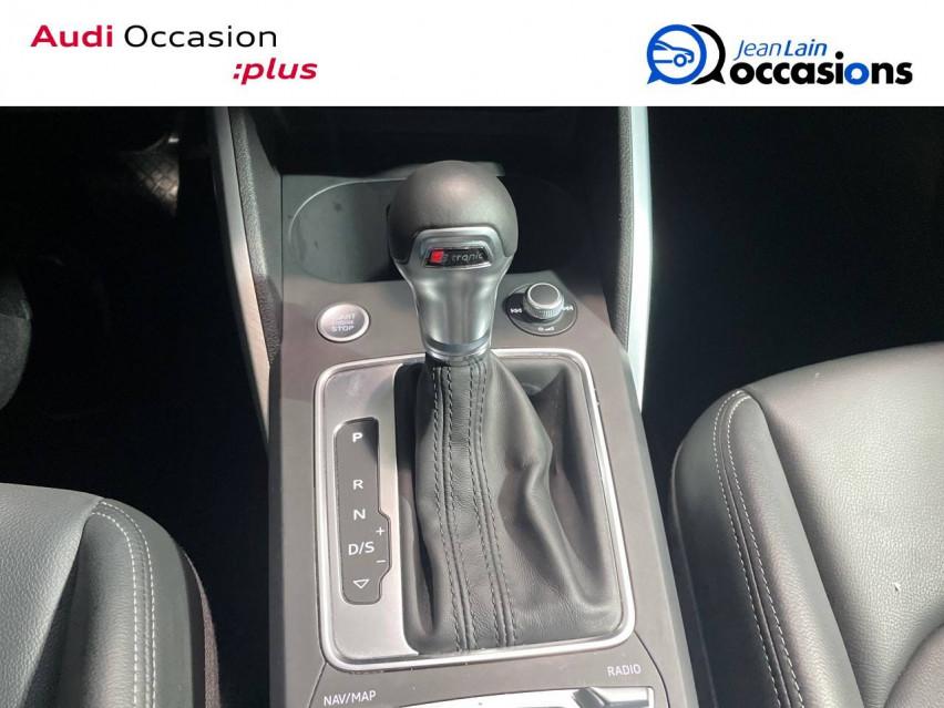 AUDI Q2 Q2 35 TFSI 150 S tronic 7 Design Luxe 03/12/2020                                                      en vente à Seynod - Image n°13