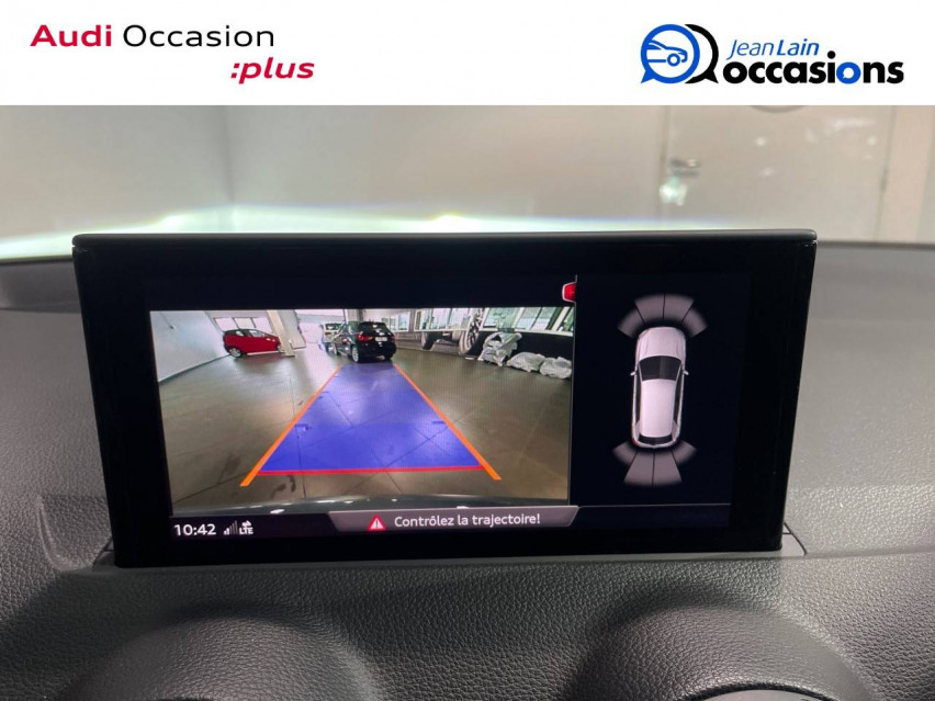 AUDI Q2 Q2 35 TFSI 150 S tronic 7 Design Luxe 03/12/2020                                                      en vente à Seynod - Image n°15