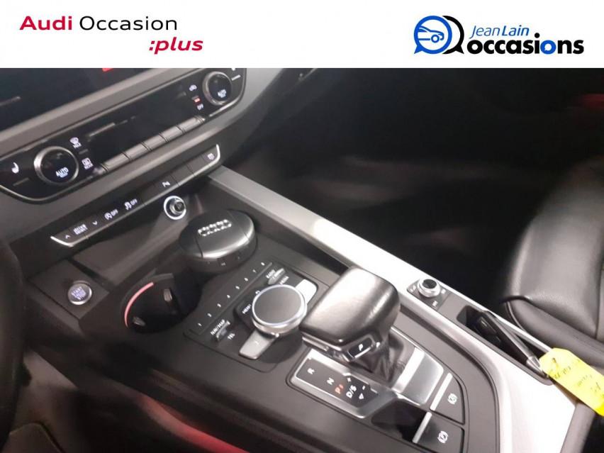 AUDI A5 A5 2.0 TDI 190 S tronic 7 Quattro Design Luxe 27/12/2017                                                      en vente à Cessy - Image n°13