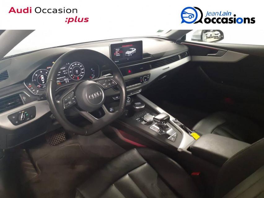 AUDI A5 A5 2.0 TDI 190 S tronic 7 Quattro Design Luxe 27/12/2017                                                      en vente à Cessy - Image n°11