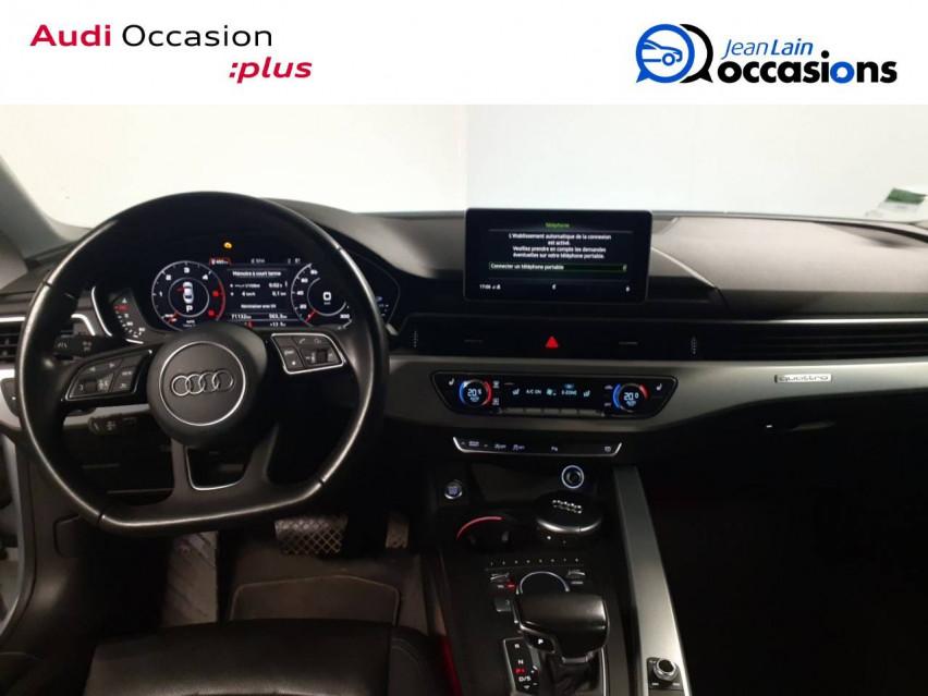 AUDI A5 A5 2.0 TDI 190 S tronic 7 Quattro Design Luxe 27/12/2017                                                      en vente à Cessy - Image n°18