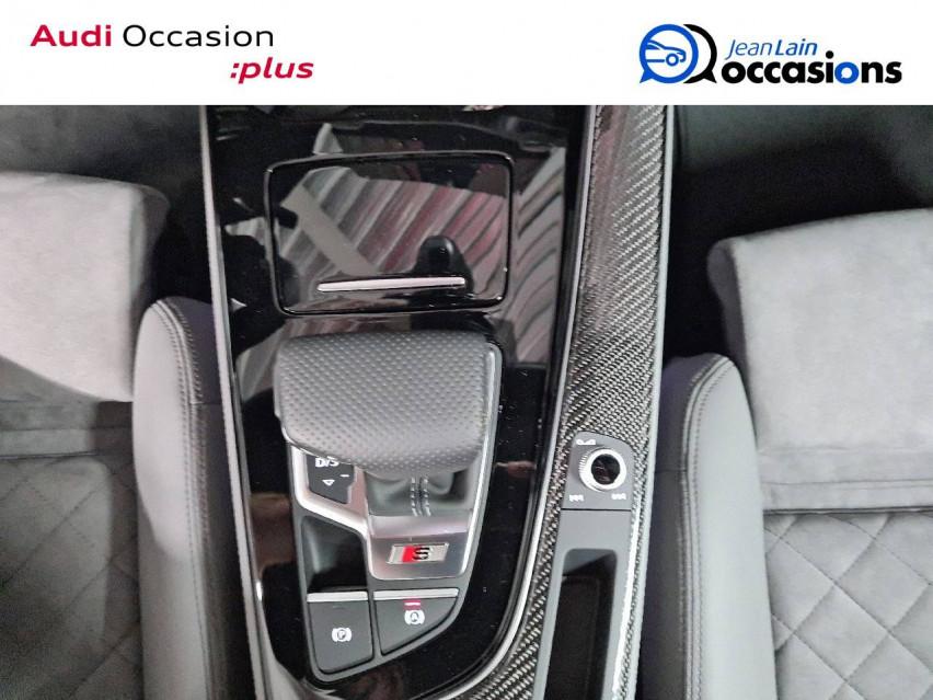 AUDI S5 S5 TDI 347 Tiptronic 8 Quattro 12/10/2020                                                      en vente à La Motte-Servolex - Image n°13