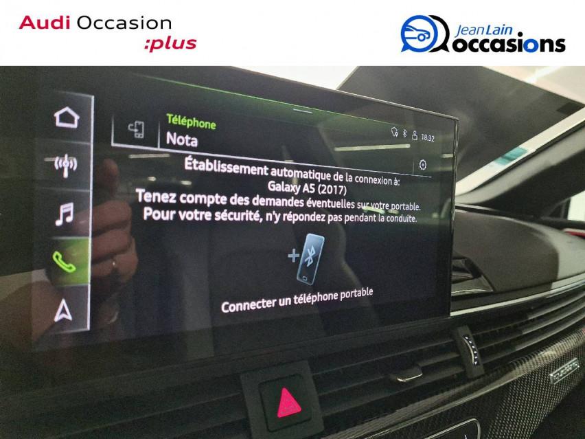 AUDI S5 S5 TDI 347 Tiptronic 8 Quattro 12/10/2020                                                      en vente à La Motte-Servolex - Image n°16