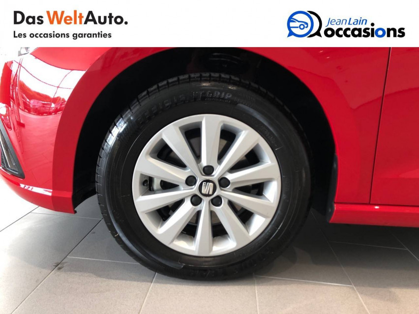 SEAT IBIZA Ibiza 1.0 EcoTSI 115 ch S/S BVM6 Style 29/10/2020                                                      en vente à Cessy - Image n°9