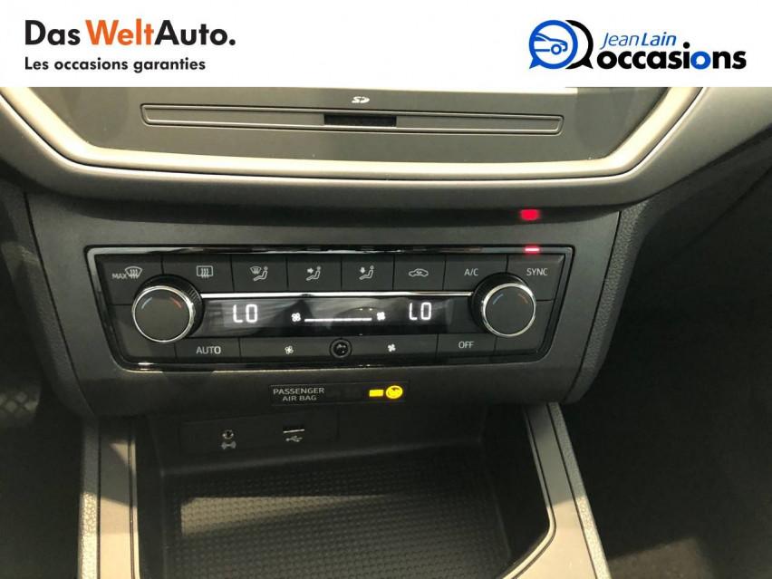 SEAT IBIZA Ibiza 1.0 EcoTSI 115 ch S/S BVM6 Style 29/10/2020                                                      en vente à Cessy - Image n°14
