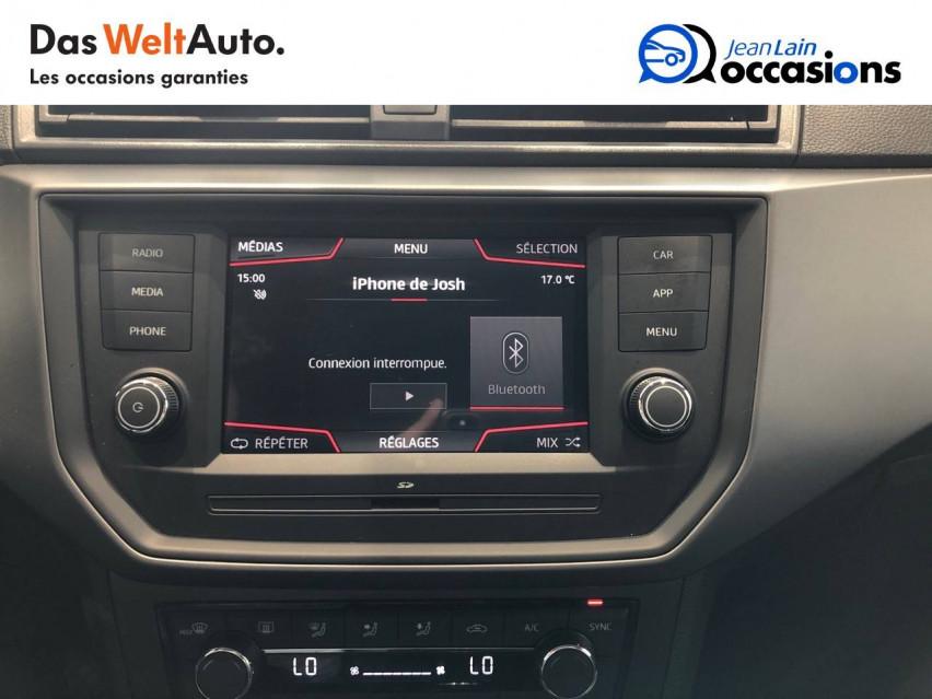 SEAT IBIZA Ibiza 1.0 EcoTSI 115 ch S/S BVM6 Style 29/10/2020                                                      en vente à Cessy - Image n°16