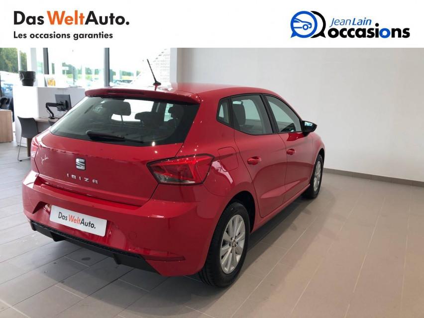 SEAT IBIZA Ibiza 1.0 EcoTSI 115 ch S/S BVM6 Style 29/10/2020                                                      en vente à Cessy - Image n°5