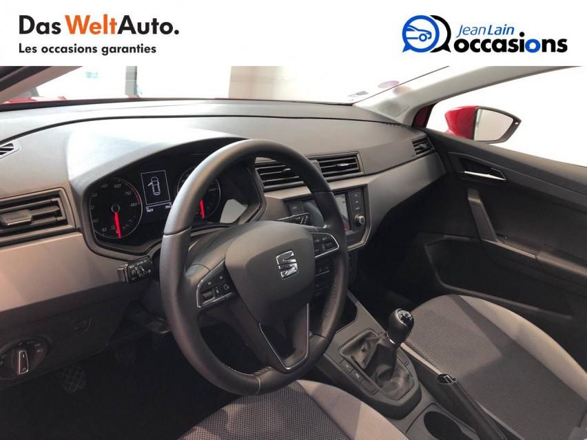 SEAT IBIZA Ibiza 1.0 EcoTSI 115 ch S/S BVM6 Style 29/10/2020                                                      en vente à Cessy - Image n°11