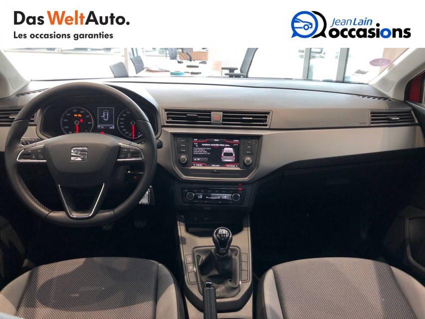 SEAT IBIZA Ibiza 1.0 EcoTSI 115 ch S/S BVM6 Style 29/10/2020                                                      en vente à Cessy - Image n°18