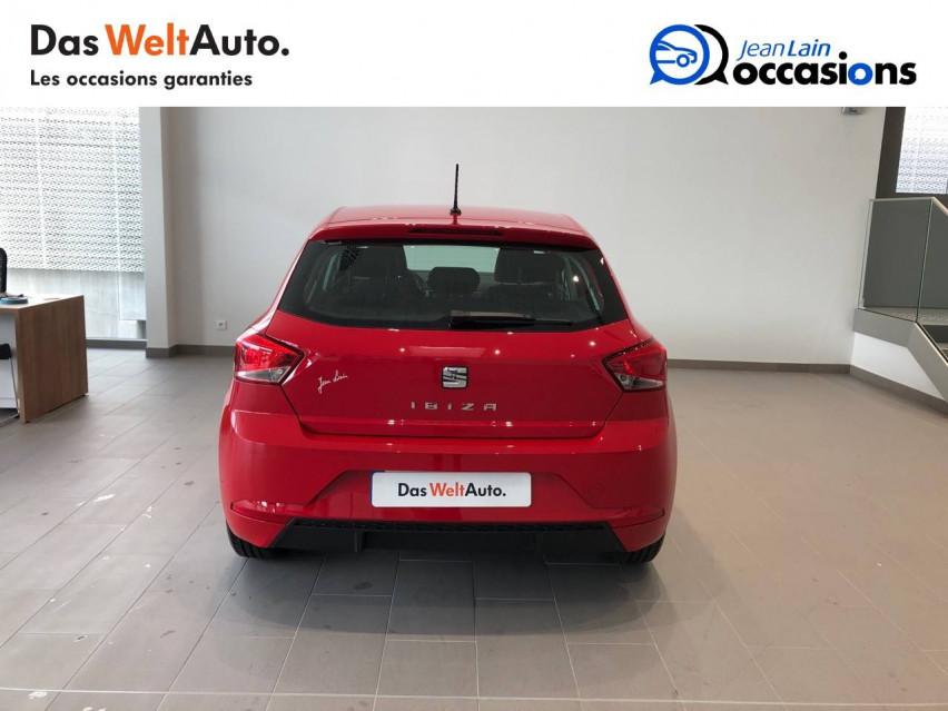 SEAT IBIZA Ibiza 1.0 EcoTSI 115 ch S/S BVM6 Style 29/10/2020                                                      en vente à Cessy - Image n°6