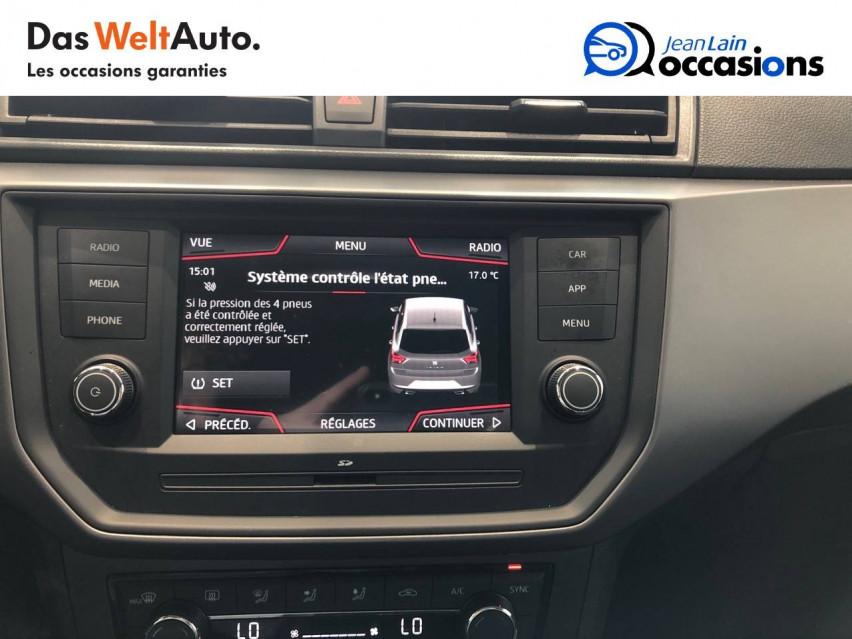 SEAT IBIZA Ibiza 1.0 EcoTSI 115 ch S/S BVM6 Style 29/10/2020                                                      en vente à Cessy - Image n°15
