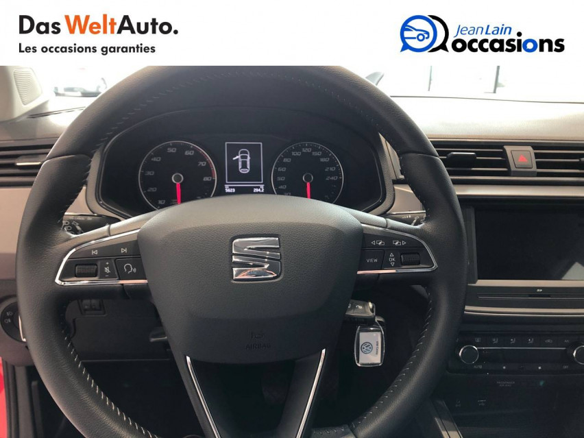 SEAT IBIZA Ibiza 1.0 EcoTSI 115 ch S/S BVM6 Style 29/10/2020                                                      en vente à Cessy - Image n°12