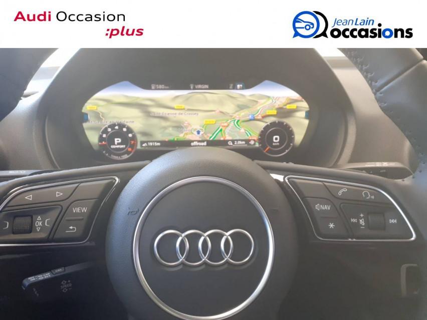AUDI Q2 Q2 35 TFSI 150 S tronic 7 Design Luxe 13/08/2020                                                      en vente à Voiron - Image n°12