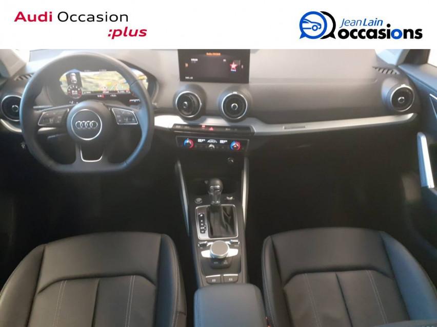 AUDI Q2 Q2 35 TFSI 150 S tronic 7 Design Luxe 13/08/2020                                                      en vente à Voiron - Image n°18