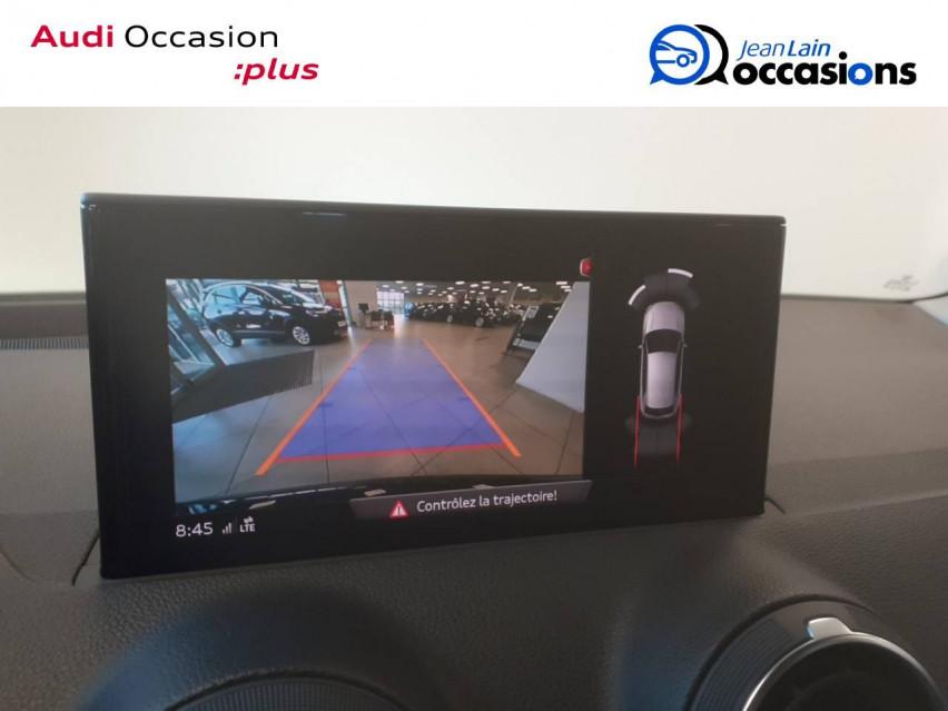AUDI Q2 Q2 35 TFSI 150 S tronic 7 Design Luxe 13/08/2020                                                      en vente à Voiron - Image n°15