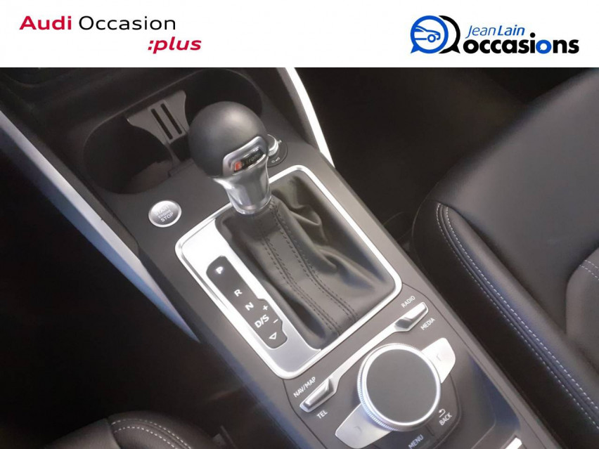 AUDI Q2 Q2 35 TFSI 150 S tronic 7 Design Luxe 13/08/2020                                                      en vente à Voiron - Image n°13