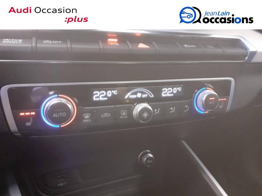 AUDI Q2 Q2 35 TFSI 150 S tronic 7 Design Luxe 13/08/2020                                                      en vente à Voiron - Image n°14