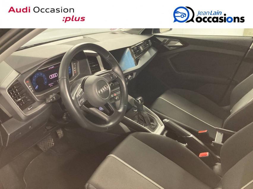 AUDI A1 SPORTBACK A1 Sportback 25 TFSI 95 ch S tronic 7 Design 06/07/2020                                                      en vente à La Motte-Servolex - Image n°11