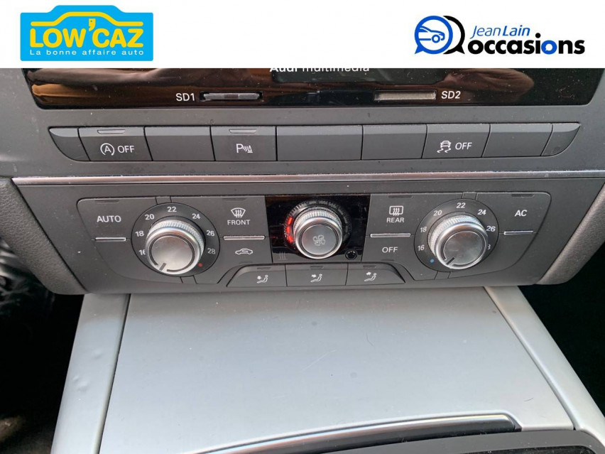 AUDI A6 AVANT A6 Avant V6 3.0 TDI DPF 204 Quattro S Line S Tronic A 06/07/2013                                                      en vente à La Ravoire - Image n°14