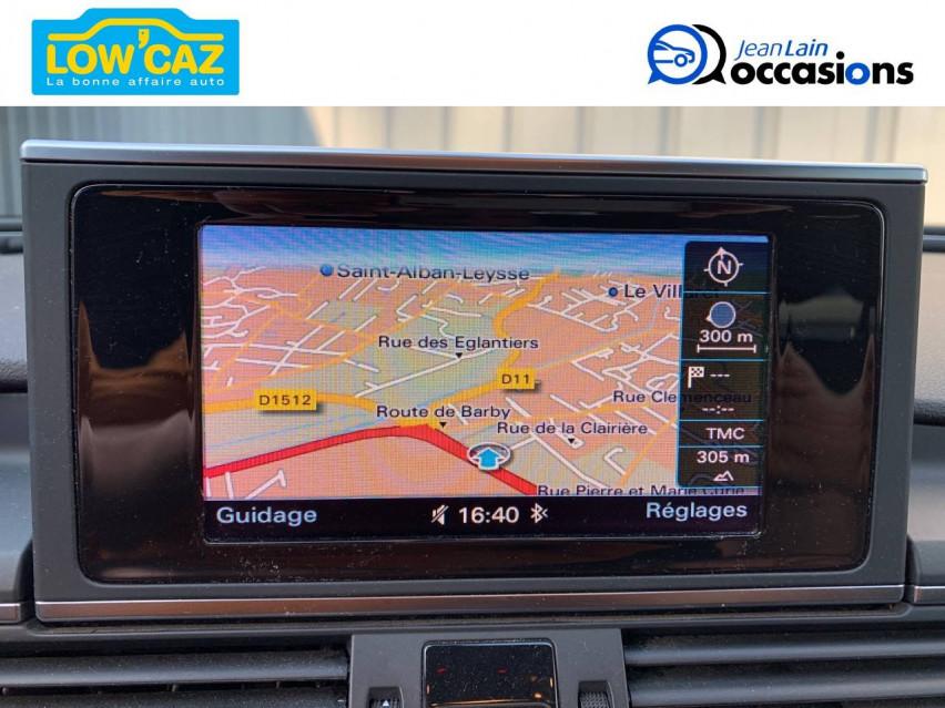 AUDI A6 AVANT A6 Avant V6 3.0 TDI DPF 204 Quattro S Line S Tronic A 06/07/2013                                                      en vente à La Ravoire - Image n°15