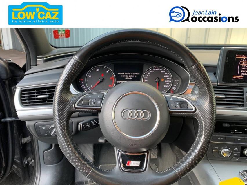 AUDI A6 AVANT A6 Avant V6 3.0 TDI DPF 204 Quattro S Line S Tronic A 06/07/2013                                                      en vente à La Ravoire - Image n°12