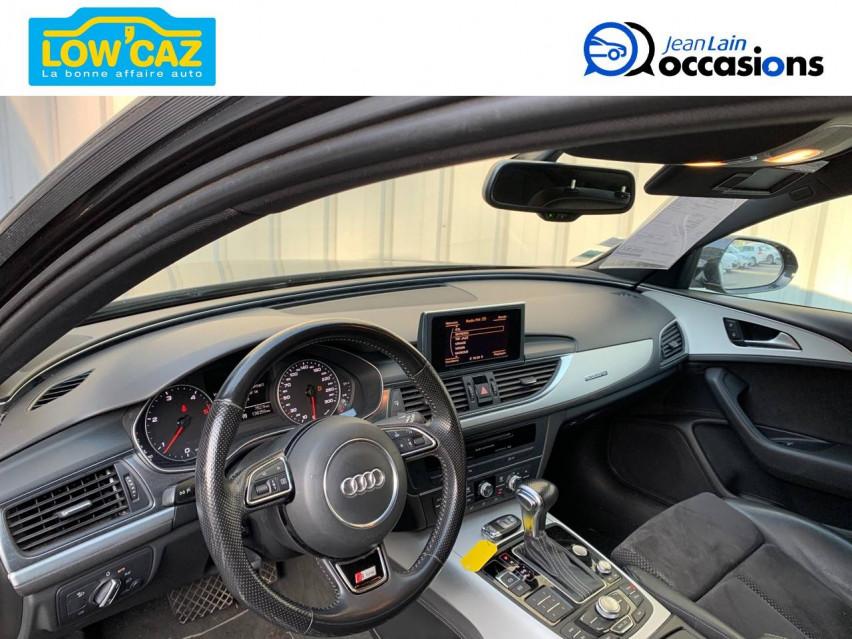 AUDI A6 AVANT A6 Avant V6 3.0 TDI DPF 204 Quattro S Line S Tronic A 06/07/2013                                                      en vente à La Ravoire - Image n°11