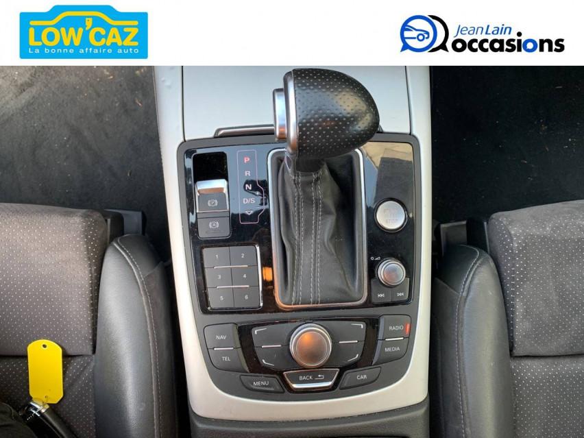 AUDI A6 AVANT A6 Avant V6 3.0 TDI DPF 204 Quattro S Line S Tronic A 06/07/2013                                                      en vente à La Ravoire - Image n°13