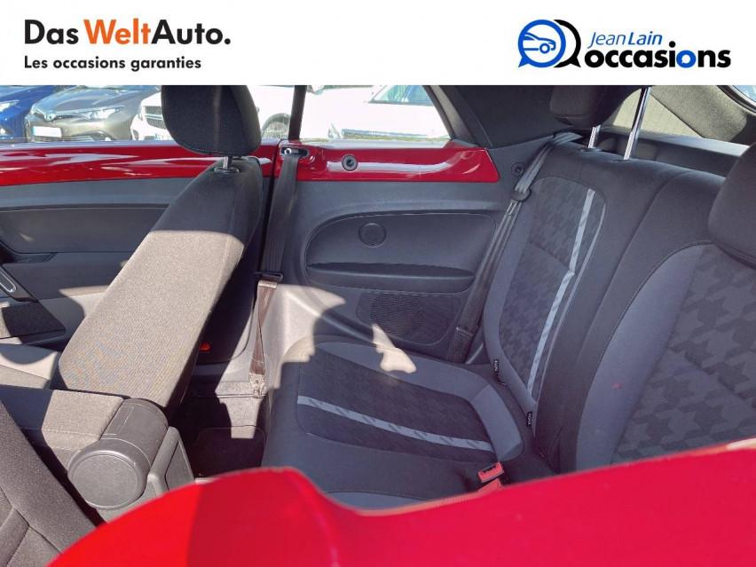 VOLKSWAGEN COCCINELLE CABRIOLET Coccinelle Cabriolet 1.2 TSI 105 BMT BVM6 Design 20/01/2017                                                      en vente à Crolles - Image n°17