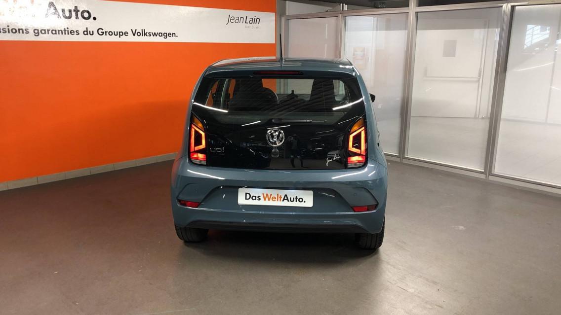 VOLKSWAGEN UP Up 1.0 60 BlueMotion Technology BVM5 Up! IQ.Drive 27/09/2019                                                      en vente à Valence - Image n°5