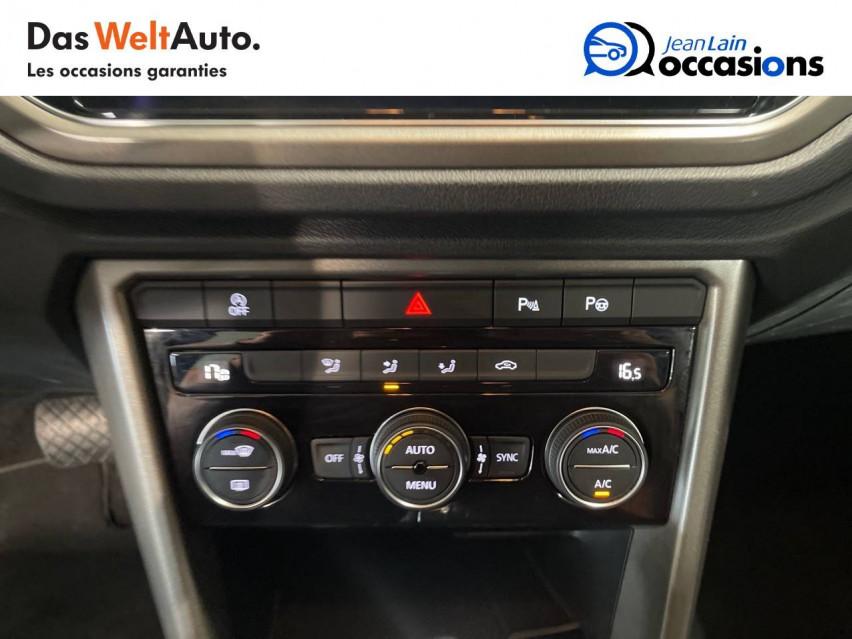 VOLKSWAGEN T-ROC T-Roc 2.0 TDI 150 Start/Stop DSG7 Lounge 25/02/2021                                                      en vente à Seynod - Image n°14