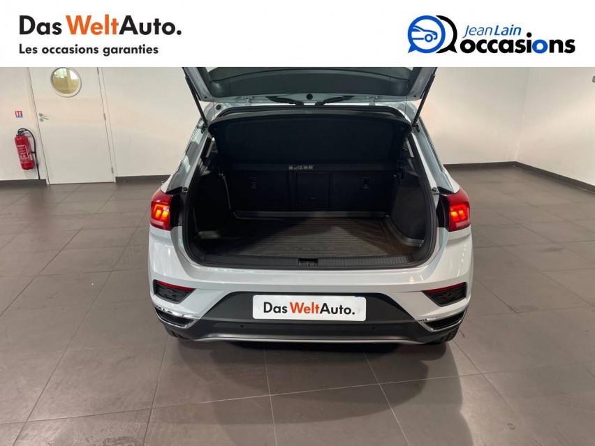 VOLKSWAGEN T-ROC T-Roc 2.0 TDI 150 Start/Stop DSG7 Lounge 25/02/2021                                                      en vente à Seynod - Image n°10