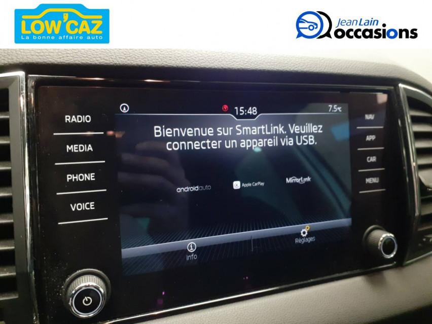SKODA KAROQ Karoq 1.6 TDI 116 ch DSG7 Business 24/10/2018                                                      en vente à Sassenage - Image n°15