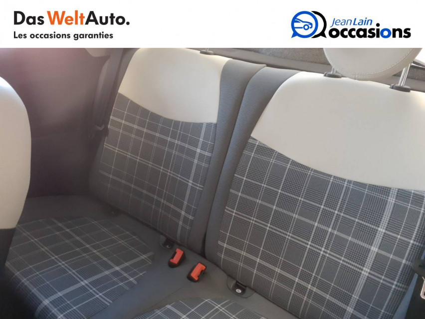 FIAT 500 MY17 500 1.2 69 ch Lounge 25/03/2019                                                      en vente à Voiron - Image n°17