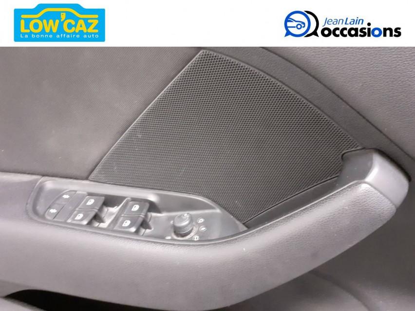 AUDI A3 SPORTBACK BUSINESS A3 Sportback 1.6 TDI 116 Business line 27/02/2018                                                      en vente à Sassenage - Image n°19