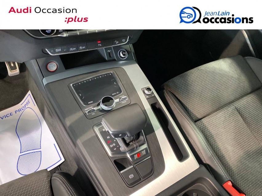 AUDI SQ5 SQ5 3.0 V6 TDI 347 Tiptronic 8 Quattro 27/04/2020                                                      en vente à Seynod - Image n°13