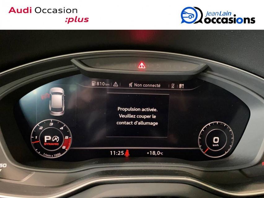 AUDI SQ5 SQ5 3.0 V6 TDI 347 Tiptronic 8 Quattro 27/04/2020                                                      en vente à Seynod - Image n°16